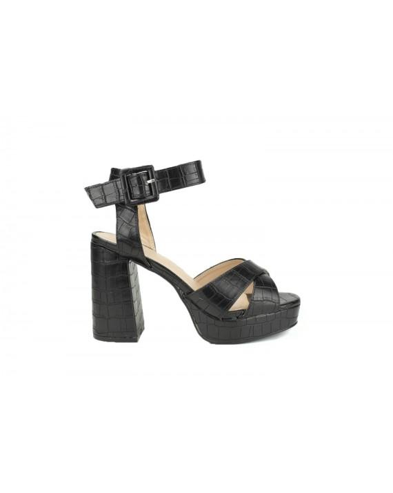 Sandales à talon Lise