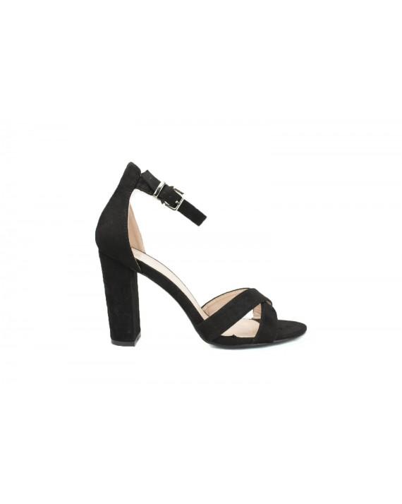 Sandales à talon Emy