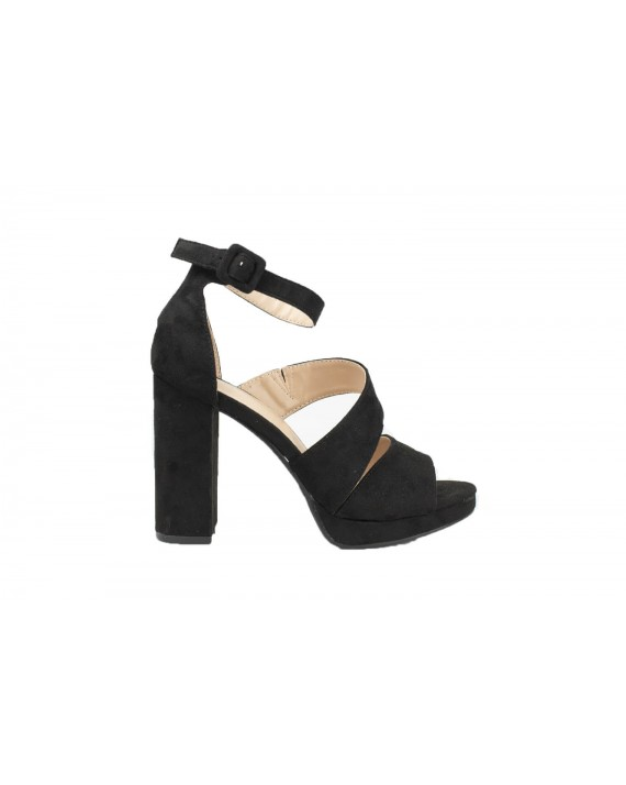 Sandales à talon Elisa